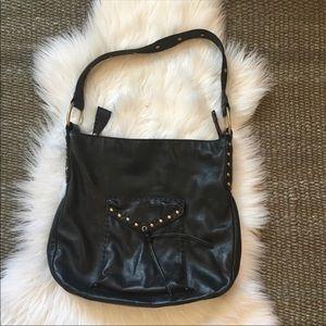 Via Spiga Cow leather hobo bag  